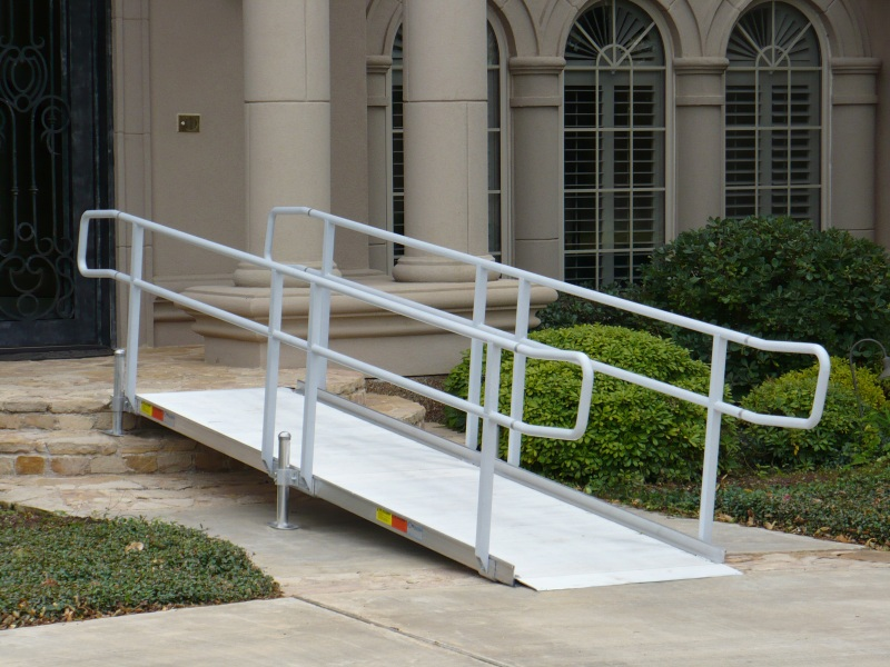 Diy wheelchair ramp design wooden pdf wooden square picnic for Handicap stairs plans