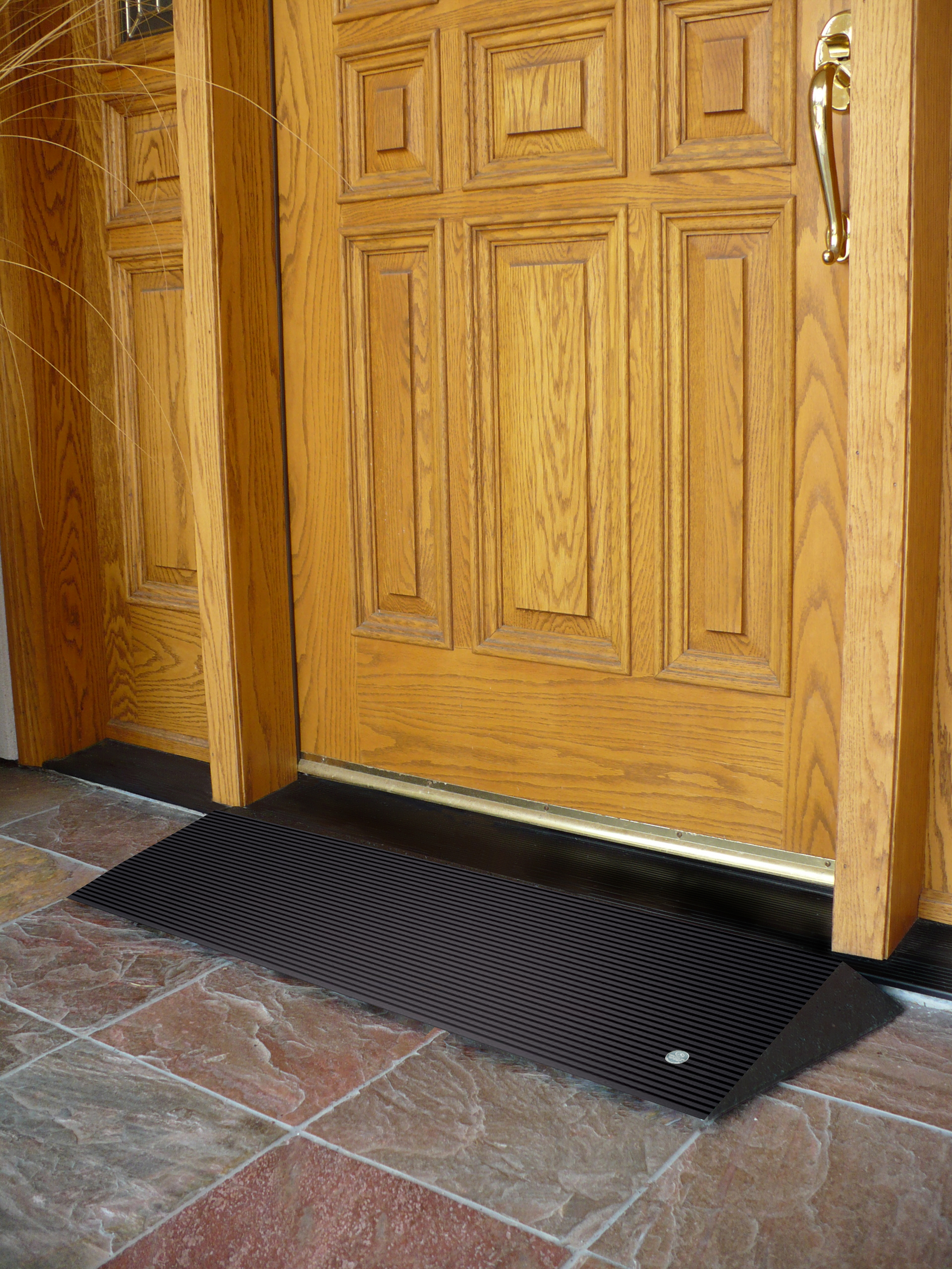 Zero Step Entry And Ez Access Threshold Ramps Wheelchair