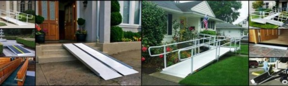 Cost to build wood wheelchair ramp dramatic43gwh for Handicap accessible home builders